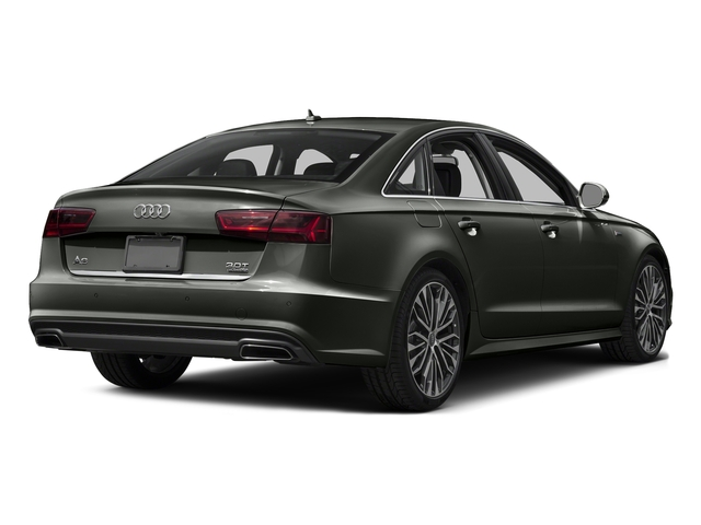 Daytona Gray Pearl Effect 2016 Audi A6 Pictures A6 Sedan 4D 2.0T Premium Plus 2WD photos rear view