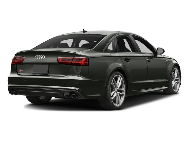 Daytona Gray Pearl Effect 2016 Audi S6 Pictures S6 Sedan 4D S6 Premium Plus AWD photos rear view