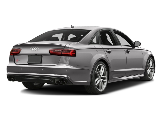 Florett Silver Metallic 2016 Audi S6 Pictures S6 Sedan 4D S6 Premium Plus AWD photos rear view