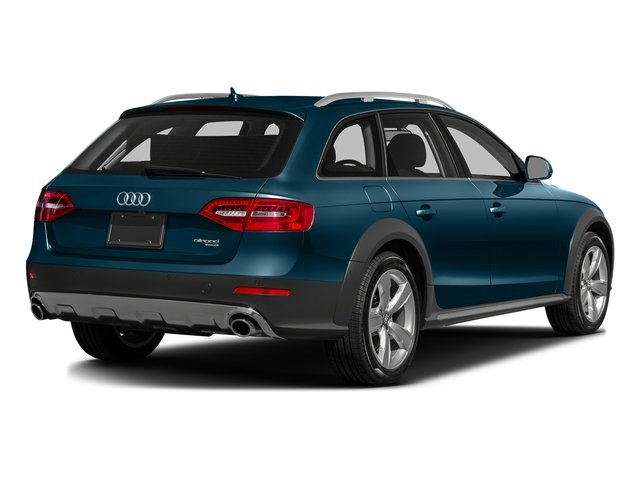 Utopia Blue Metallic 2016 Audi allroad Pictures allroad Wagon 4D Premium AWD I4 Turbo photos rear view