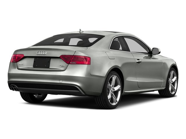 Suzuka Gray Metallic 2016 Audi A5 Pictures A5 Coupe 2D Premium Plus AWD photos rear view