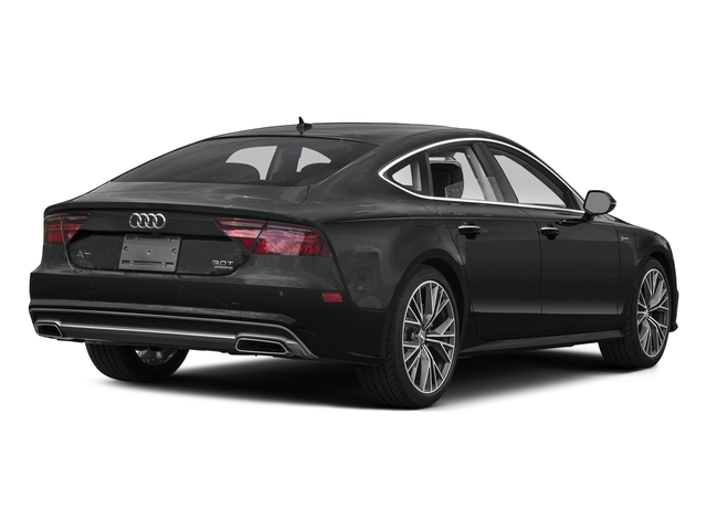 Mythos Black Metallic 2016 Audi A7 Pictures A7 Sedan 4D 3.0T Prestige AWD photos rear view