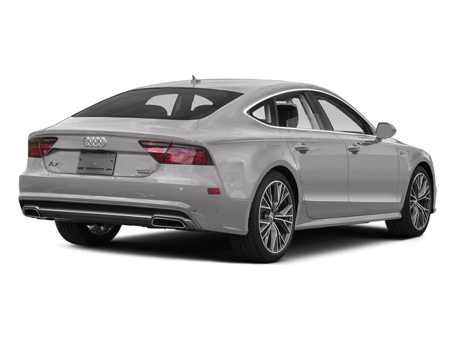 Florett Silver Metallic 2016 Audi A7 Pictures A7 Sedan 4D 3.0T Prestige AWD photos rear view