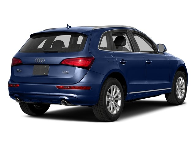 Scuba Blue Metallic 2016 Audi Q5 Pictures Q5 Utility 4D 3.0T Premium Plus AWD photos rear view