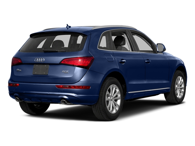 Scuba Blue Metallic 2016 Audi Q5 Pictures Q5 Utility 4D 2.0T Premium Plus AWD photos rear view