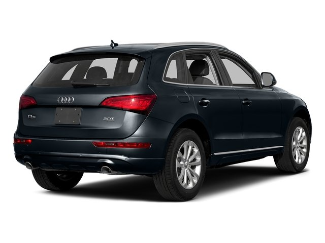 Moonlight Blue Metallic 2016 Audi Q5 Pictures Q5 Utility 4D 2.0T Premium AWD photos rear view