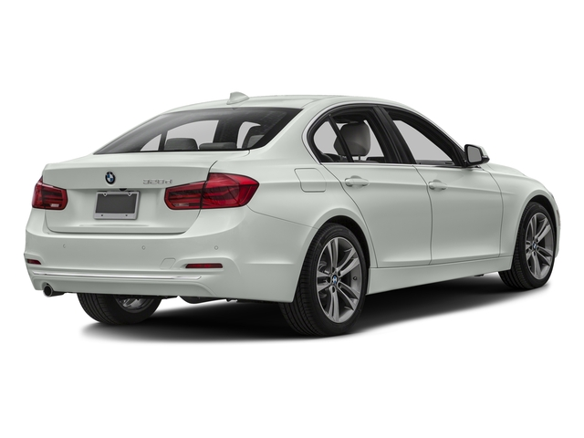 Alpine White 2016 BMW 3 Series Pictures 3 Series Sedan 4D 328d I4 T-Diesel photos rear view