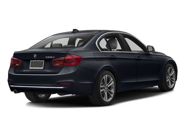 Imperial Blue Metallic 2016 BMW 3 Series Pictures 3 Series Sedan 4D 328d I4 T-Diesel photos rear view