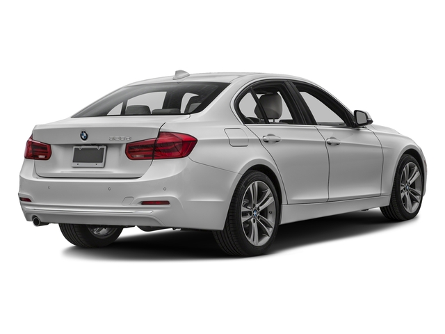 Mineral White Metallic 2016 BMW 3 Series Pictures 3 Series Sedan 4D 328d I4 T-Diesel photos rear view