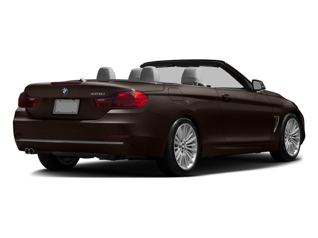 Sparkling Brown Metallic 2016 BMW 4 Series Pictures 4 Series Convertible 2D 428xi AWD I4 Turbo photos rear view