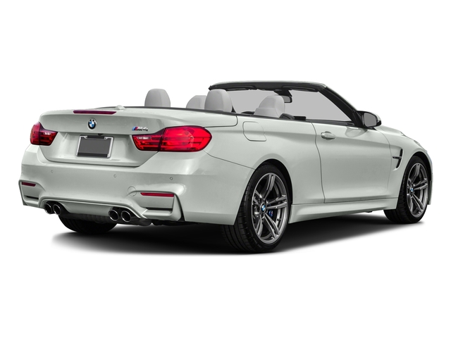 Alpine White 2016 BMW M4 Pictures M4 Convertible 2D M4 I6 Turbo photos rear view