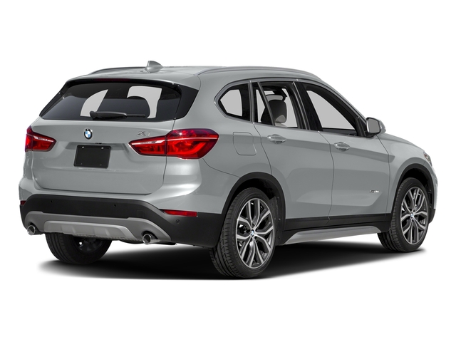 Glacier Silver Metallic 2016 BMW X1 Pictures X1 Utility 4D 28i AWD I4 Turbo photos rear view