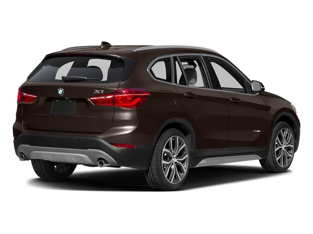 Sparkling Brown Metallic 2016 BMW X1 Pictures X1 Utility 4D 28i AWD I4 Turbo photos rear view