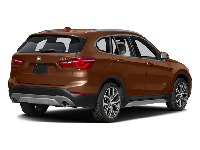 Chestnut Bronze Metallic 2016 BMW X1 Pictures X1 Utility 4D 28i AWD I4 Turbo photos rear view