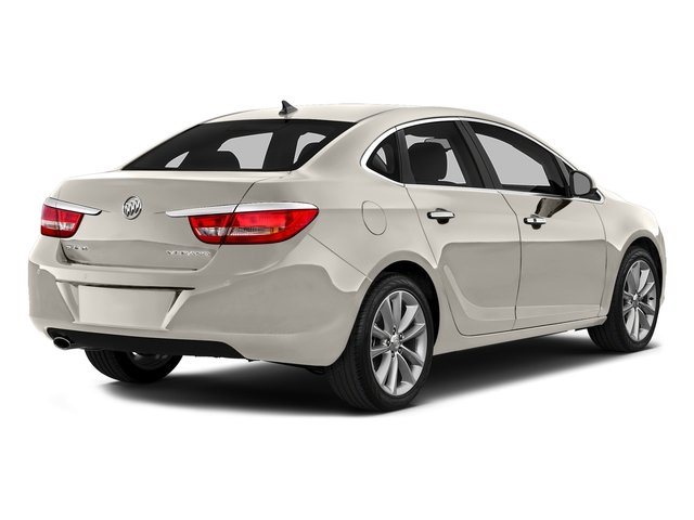 White Diamond Tricoat 2016 Buick Verano Pictures Verano Sedan 4D Premium I4 Turbo photos rear view