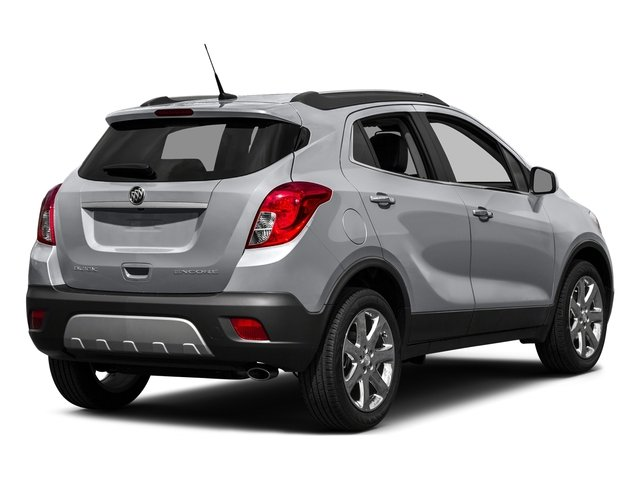 Quicksilver Metallic 2016 Buick Encore Pictures Encore Utility 4D Sport Touring 2WD I4 photos rear view