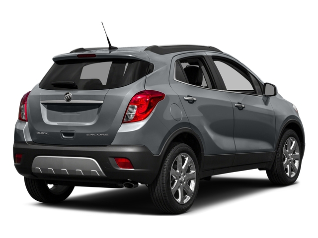 River Rock Metallic 2016 Buick Encore Pictures Encore Utility 4D Sport Touring 2WD I4 photos rear view