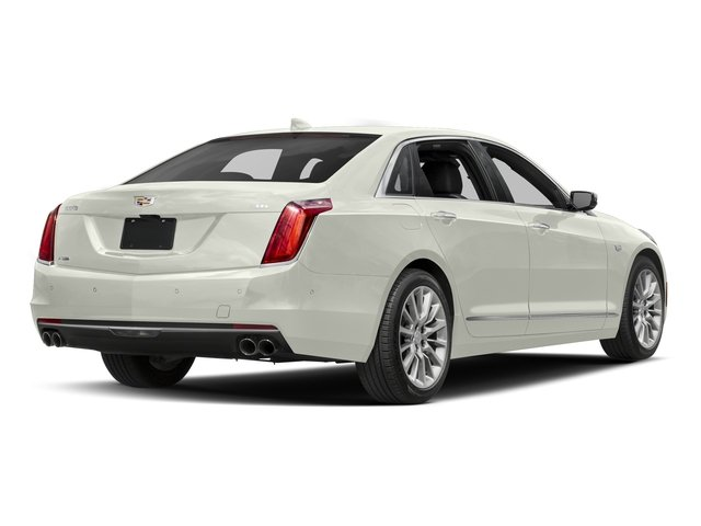 Crystal White Tricoat 2016 Cadillac CT6 Pictures CT6 Sedan 4D Luxury 3.0TT AWD V6 Turbo photos rear view
