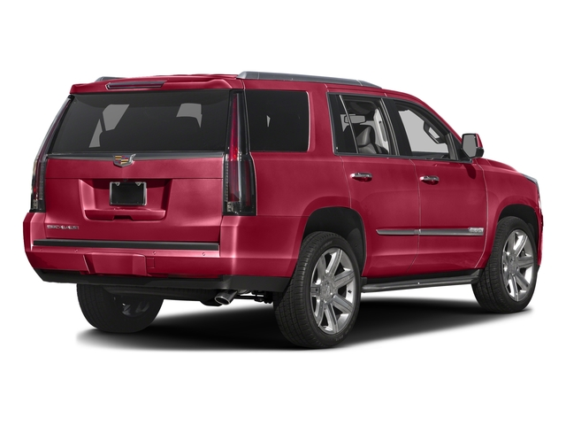 Red Passion Tintcoat 2016 Cadillac Escalade Pictures Escalade Utility 4D 4WD V8 photos rear view