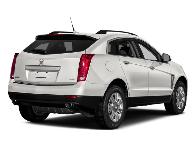 Platinum Ice Tricoat 2016 Cadillac SRX Pictures SRX Utility 4D Performance 2WD V6 photos rear view