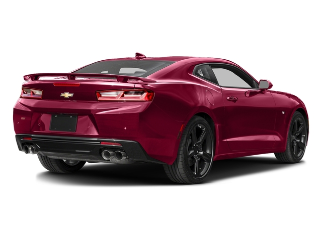 Garnet Red Tintcoat 2016 Chevrolet Camaro Pictures Camaro Coupe 2D 2SS V8 photos rear view