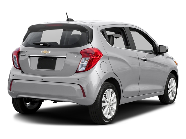 Silver Ice 2016 Chevrolet Spark Pictures Spark Hatchback 5D 2LT I4 photos rear view