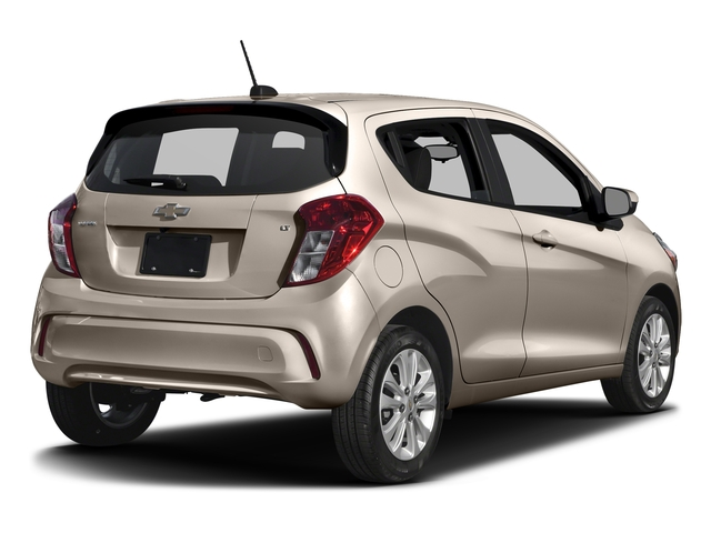 Toasted Marshmallow 2016 Chevrolet Spark Pictures Spark Hatchback 5D LT I4 photos rear view