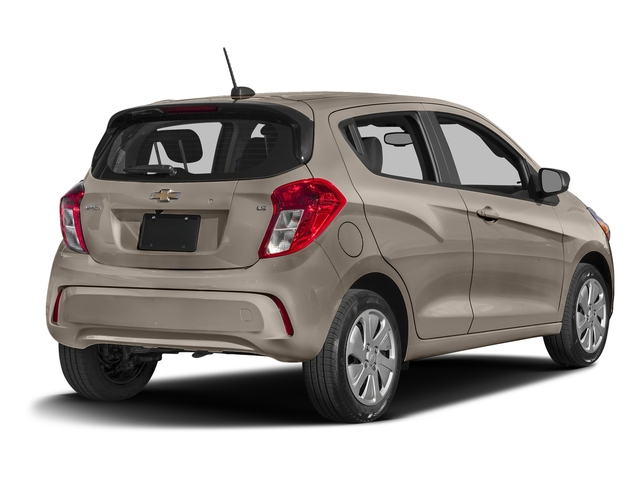 Toasted Marshmallow 2016 Chevrolet Spark Pictures Spark Hatchback 5D LS I4 photos rear view