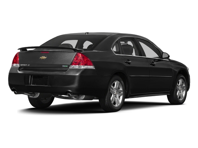 Black 2016 Chevrolet Impala Limited Pictures Impala Limited Sedan 4D LT V6 photos rear view