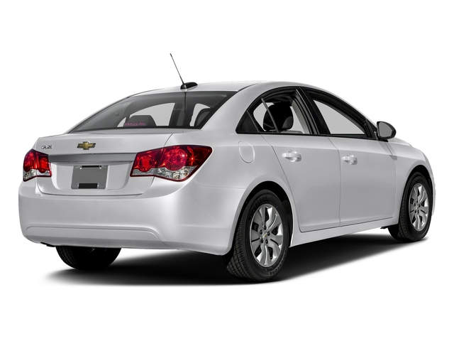 Summit White 2016 Chevrolet Cruze Limited Pictures Cruze Limited Sedan 4D LS I4 photos rear view