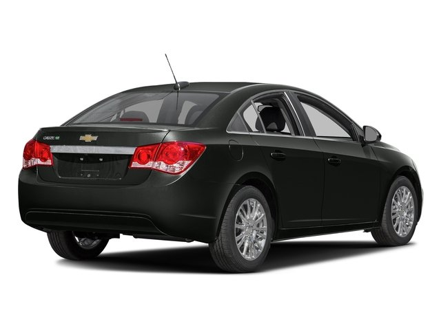 Black Granite Metallic 2016 Chevrolet Cruze Limited Pictures Cruze Limited Sedan 4D Eco I4 Turbo photos rear view