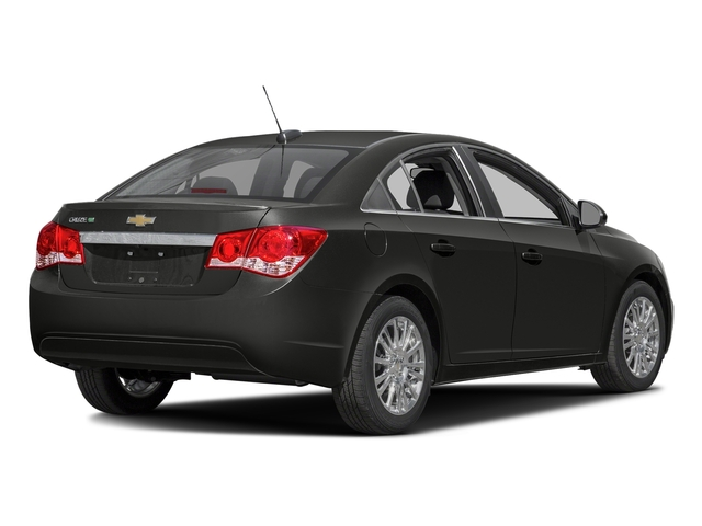 Tungsten Metallic 2016 Chevrolet Cruze Limited Pictures Cruze Limited Sedan 4D Eco I4 Turbo photos rear view