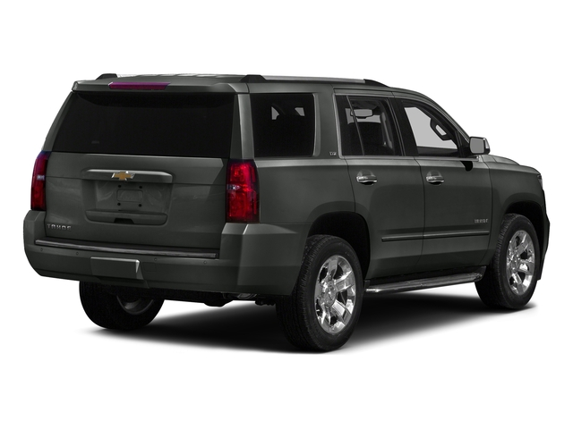 Slate Grey Metallic 2016 Chevrolet Tahoe Pictures Tahoe Utility 4D LTZ 4WD V8 photos rear view