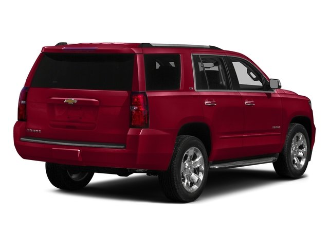 Siren Red Tintcoat 2016 Chevrolet Tahoe Pictures Tahoe Utility 4D LTZ 4WD V8 photos rear view