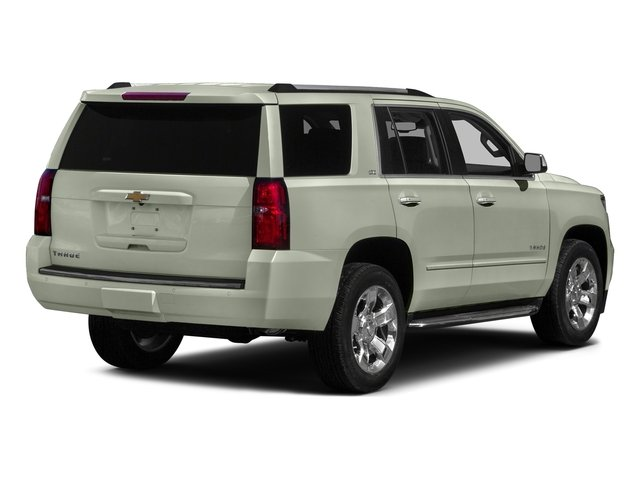 Iridescent Pearl Tricoat 2016 Chevrolet Tahoe Pictures Tahoe Utility 4D LTZ 4WD V8 photos rear view