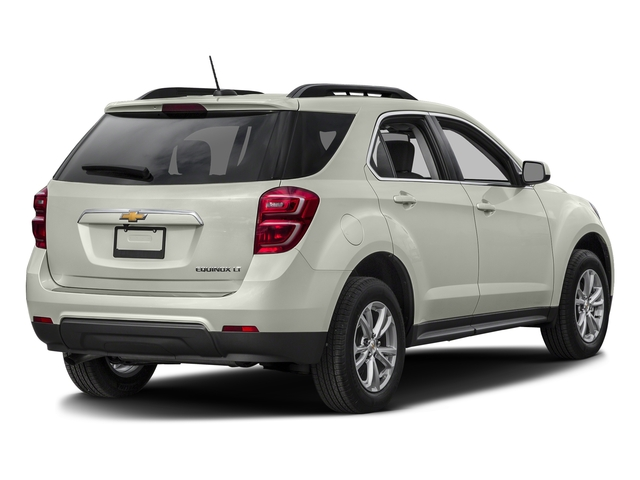 Iridescent Pearl Tricoat 2016 Chevrolet Equinox Pictures Equinox Utility 4D LT 2WD photos rear view