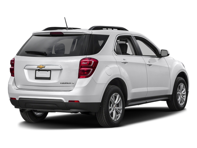 Summit White 2016 Chevrolet Equinox Pictures Equinox Utility 4D LT 2WD photos rear view