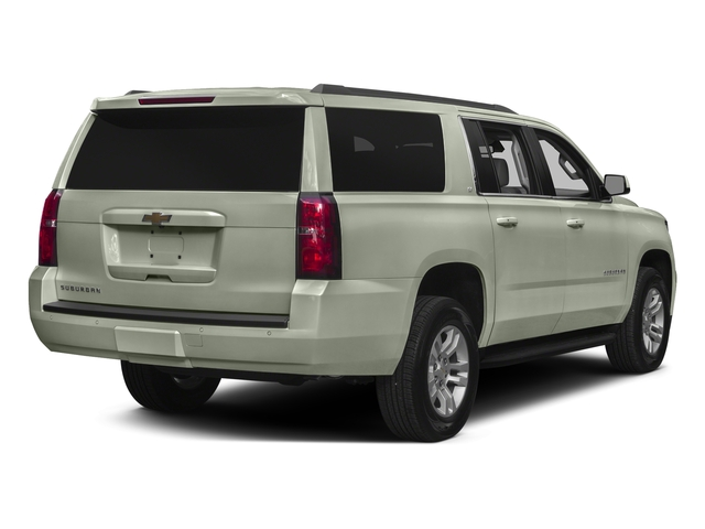 Iridescent Pearl Tricoat 2016 Chevrolet Suburban Pictures Suburban Utility 4D LT 2WD V8 photos rear view