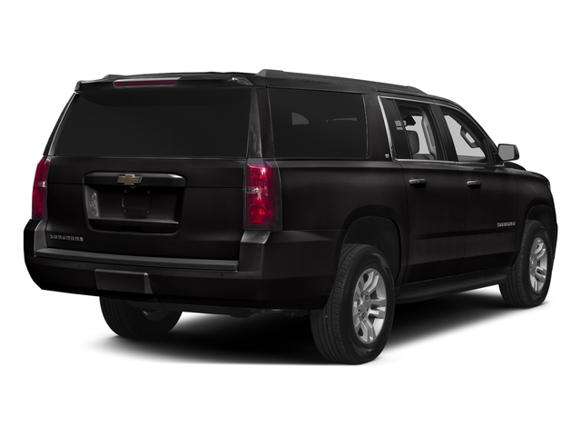 Black 2016 Chevrolet Suburban Pictures Suburban Utility 4D LT 4WD V8 photos rear view