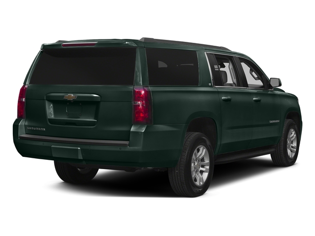 Green Envy Metallic 2016 Chevrolet Suburban Pictures Suburban Utility 4D LT 4WD V8 photos rear view