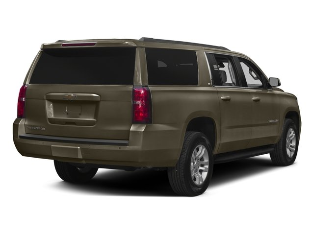 Brownstone Metallic 2016 Chevrolet Suburban Pictures Suburban Utility 4D LT 4WD V8 photos rear view