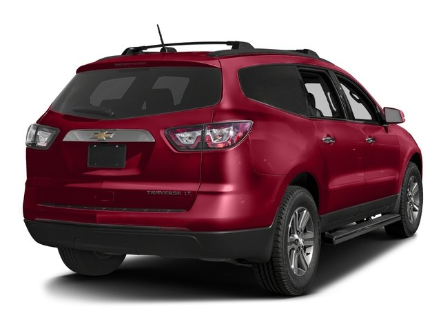 Siren Red Tintcoat 2016 Chevrolet Traverse Pictures Traverse Utility 4D 2LT AWD V6 photos rear view