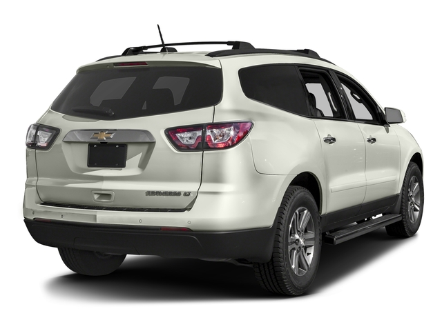 Iridescent Pearl Tricoat 2016 Chevrolet Traverse Pictures Traverse Utility 4D 2LT AWD V6 photos rear view