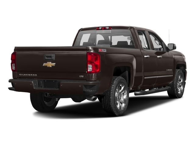 Autumn Bronze Metallic 2016 Chevrolet Silverado 1500 Pictures Silverado 1500 Extended Cab LTZ 2WD photos rear view
