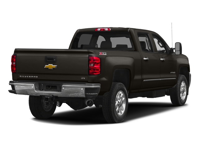 Autumn Bronze Metallic 2016 Chevrolet Silverado 2500HD Pictures Silverado 2500HD Crew Cab LTZ 2WD photos rear view