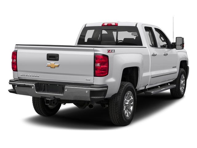 Silver Ice Metallic 2016 Chevrolet Silverado 2500HD Pictures Silverado 2500HD Extended Cab LTZ 4WD photos rear view