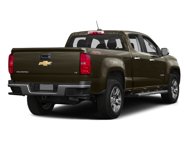 Brownstone Metallic 2016 Chevrolet Colorado Pictures Colorado Crew Cab Z71 4WD photos rear view