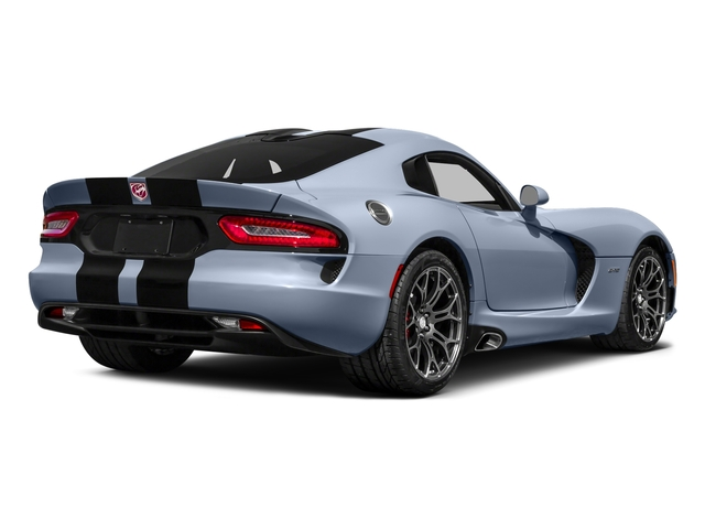 Ceramic Blue Clearcoat 2016 Dodge Viper Pictures Viper 2 Door Coupe photos rear view