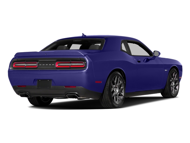 Plum Crazy Pearlcoat 2016 Dodge Challenger Pictures Challenger Coupe 2D R/T V8 photos rear view