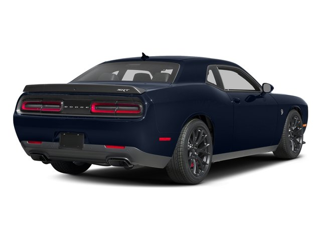 Jazz Blue Pearlcoat 2016 Dodge Challenger Pictures Challenger Coupe 2D SRT Hellcat V8 Supercharged photos rear view